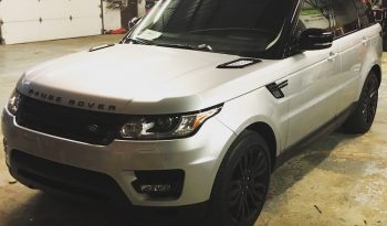 2014 Range Rover Sports Super Charge full