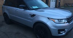 2014 Range Rover Sports Super Charge
