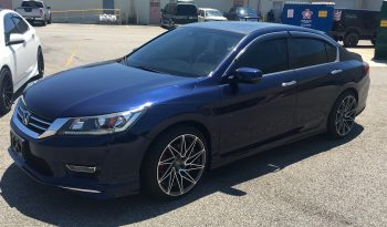 2014 HONDA ACCORD EX-L full