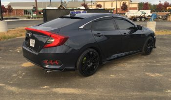 2016 HONDA CIVIC 1.5T full